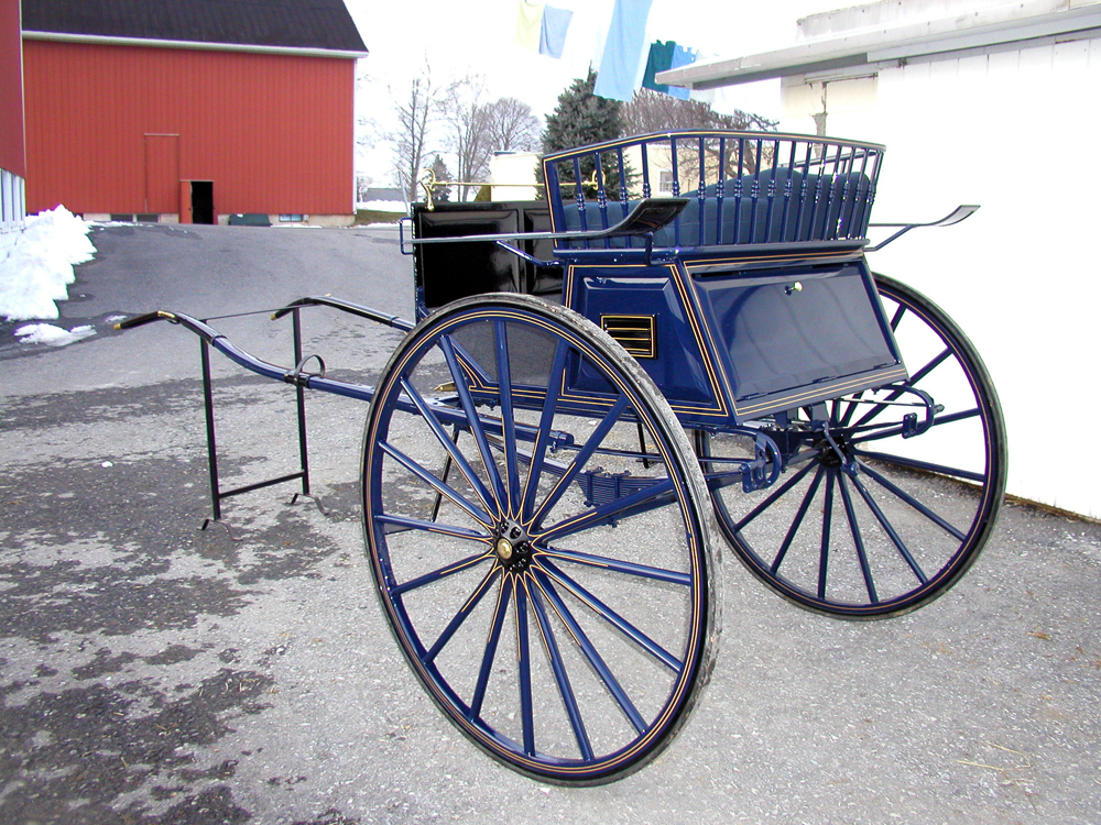Bird-In-Hand Carriages